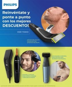 chollos en afeitadoras philips