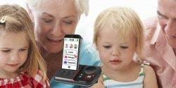 smartphone mayores swissvoice c50s