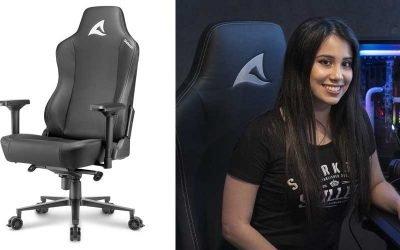 Nuevas sillas gaming Sharkoon