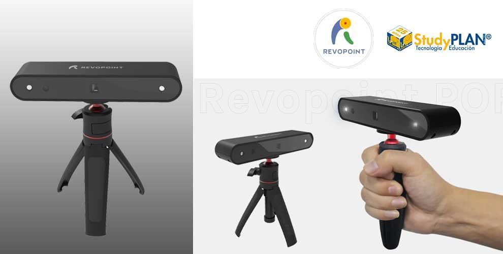 primer escaner 3d de bajo coste