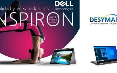 Dell Inspiron convertible en oferta