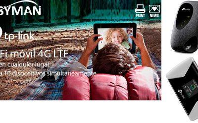 Descubre el wifi móvil 4G con tp-link