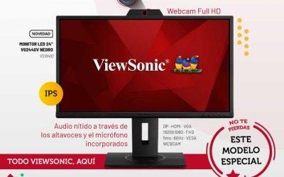 Oferta Viewsonic VG2440V