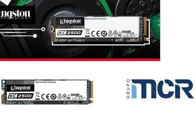 Promoción memoria SSD Kingston en MCR