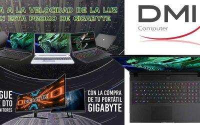Promoción Gigabyte con descuento de 100€