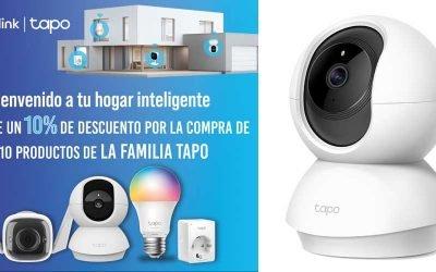 Bienvenido al hogar inteligente con tp-link TAPO y el descuento DMI