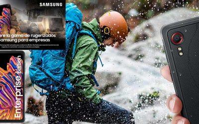Galaxy Xcover 5, resistente a todo