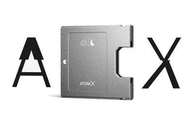 Adaptador Atomx Cfast de Angelbird